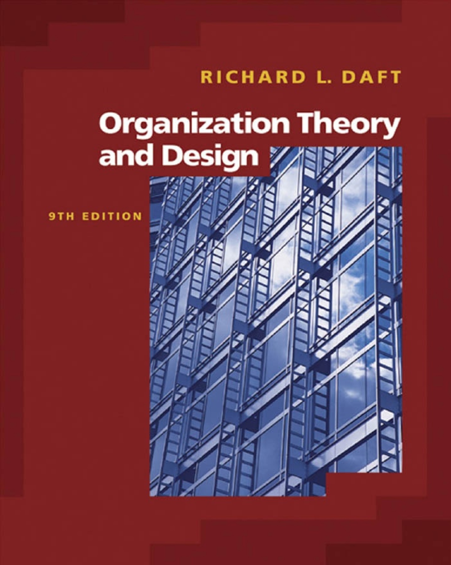 Organization Theory And Design Pages 1 50 Text Version Anyflip