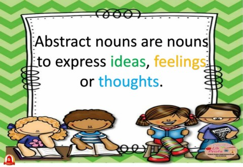 Abstract & Concrete Nouns-Flip eBook Pages 1 - 7| AnyFlip | AnyFlip