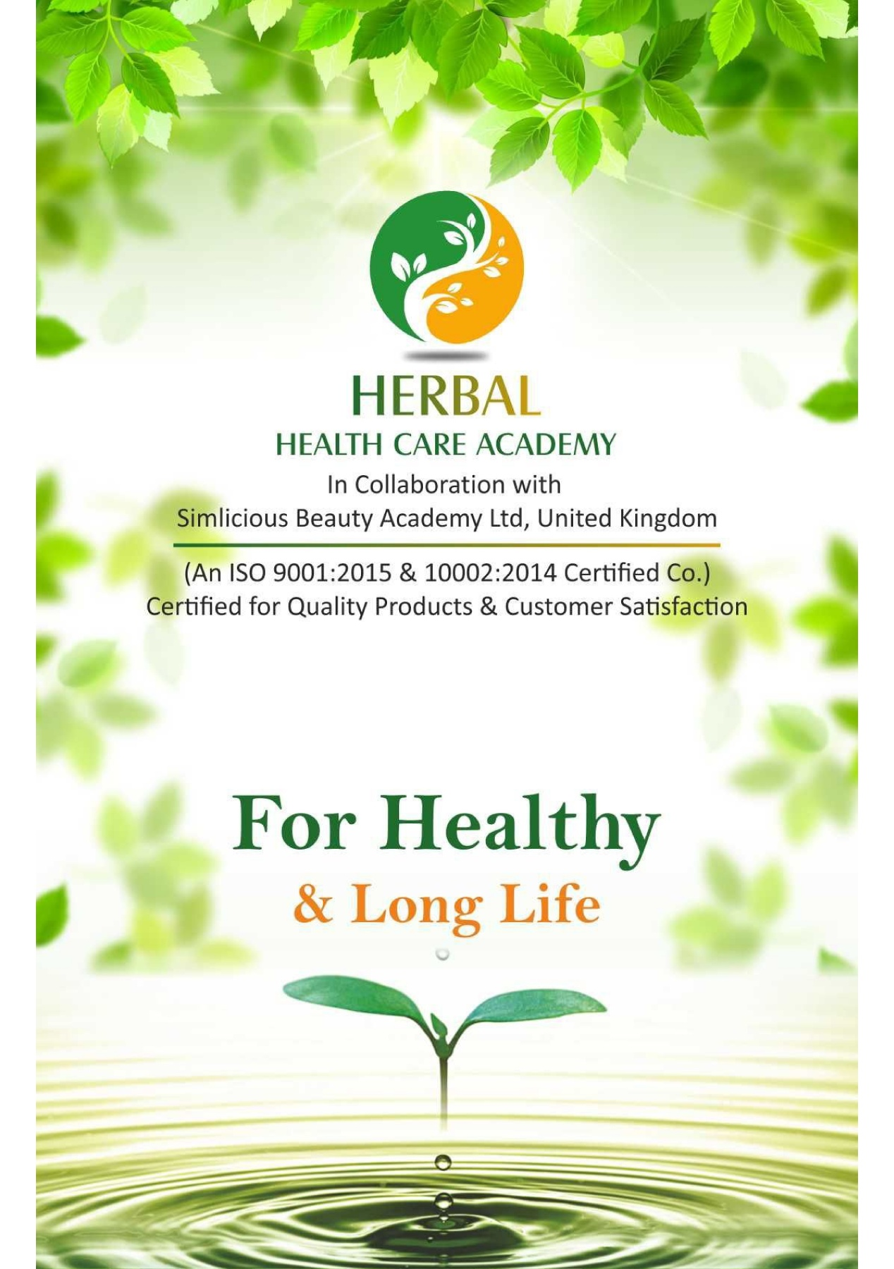 The Herbal Health Coach – Better Health, Happiness and Peace of Mind