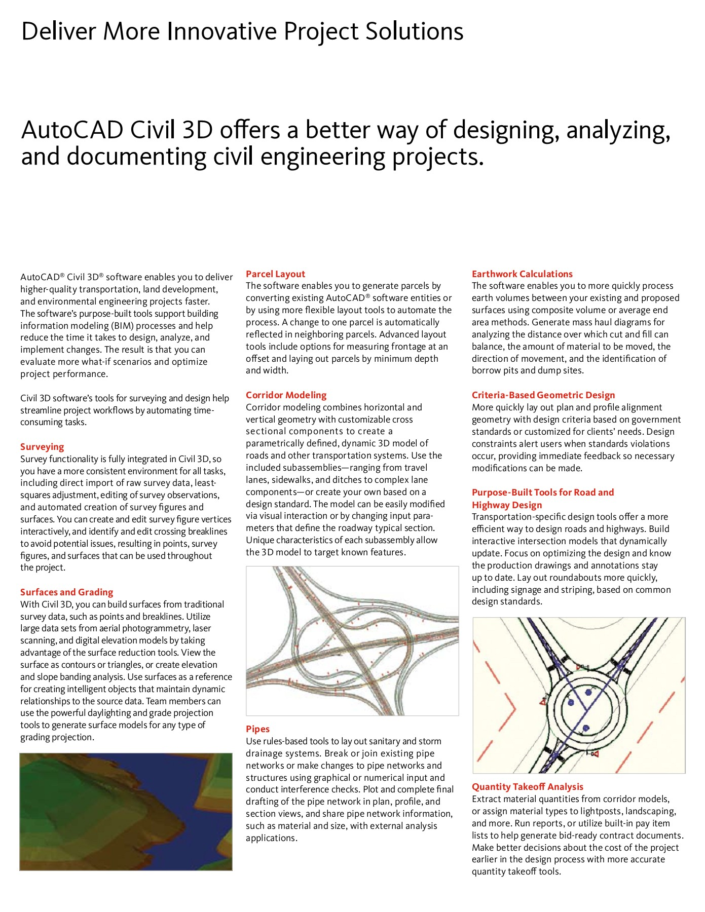 AutoCAD - 3D Design, Engineering & Entertainment Software