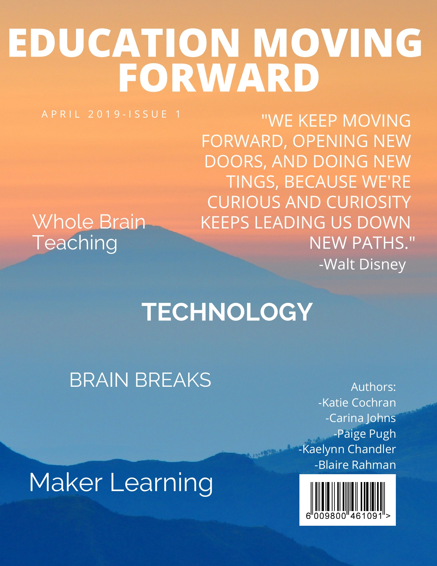 Education Moving Forward Pages 1 - 32 - Text Version | AnyFlip