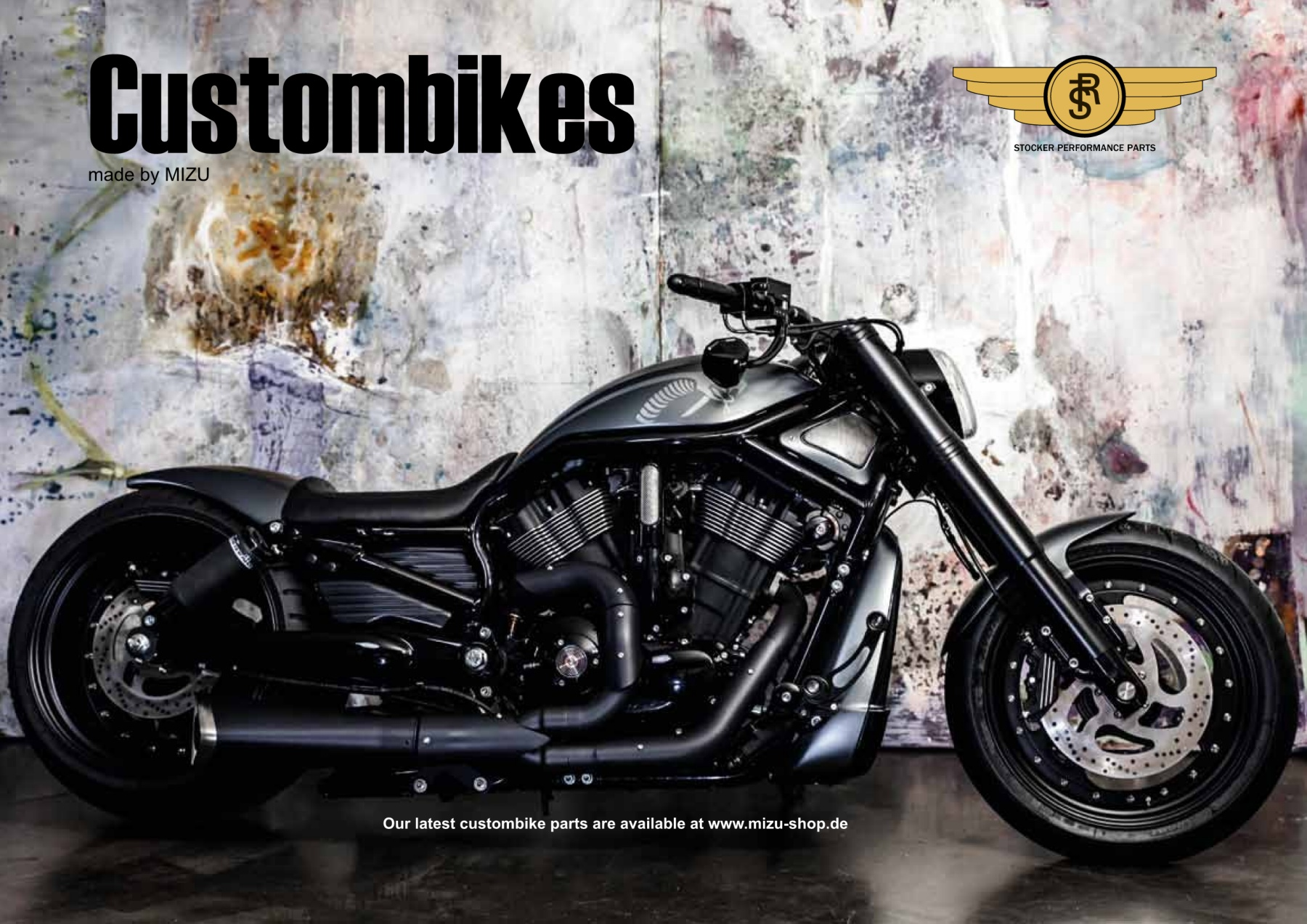 MIZU Motorcycle Technology Catalogue 2018 incl Pricelist Pages 1