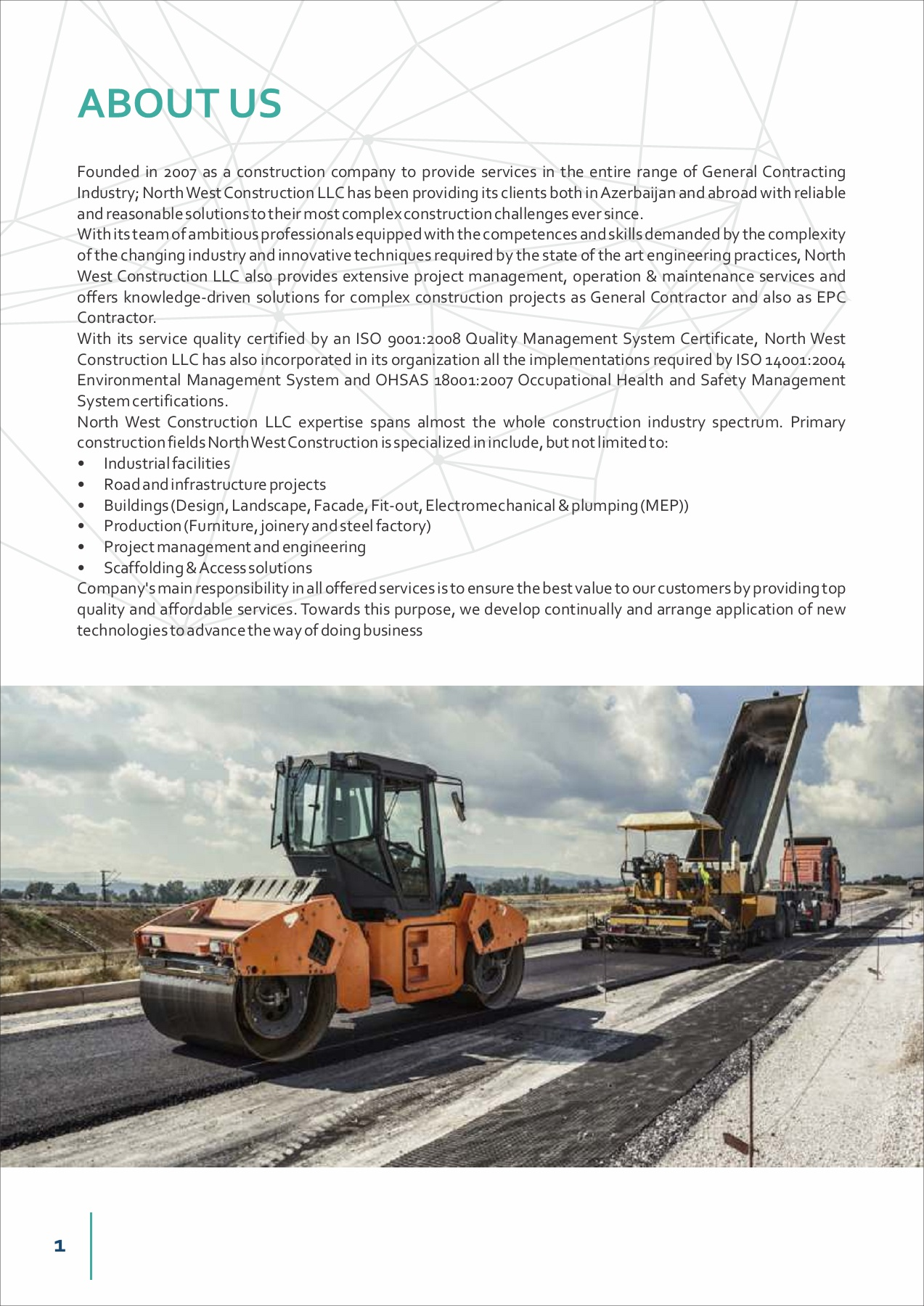 North west construction llc pages 1 50 text version anyflip