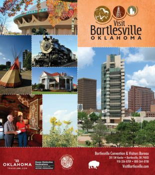 Bartlesville OK Visitors Guide 2019 Pages 1 - 24 - Text