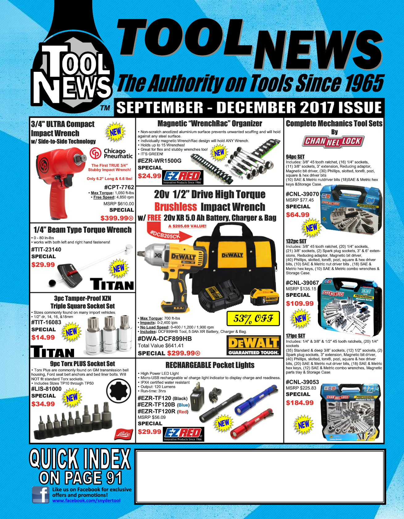 3rd Edition 2017 Tool News Pages 51 - 92 - Text Version | AnyFlip