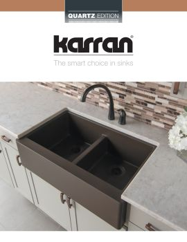 Karran 2018 Edition Full Line Catalog Pages 1   50   Text Version ...