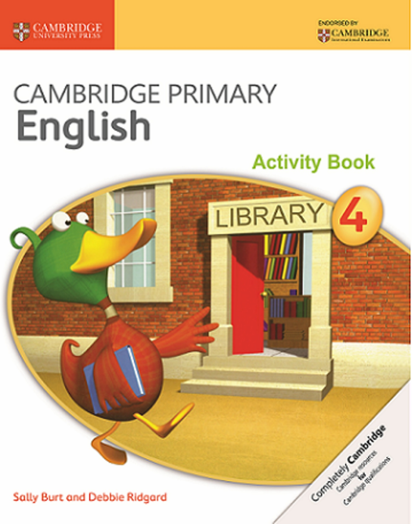 Primary 4 English Activity Book Pages 1 - 50 - Text Version