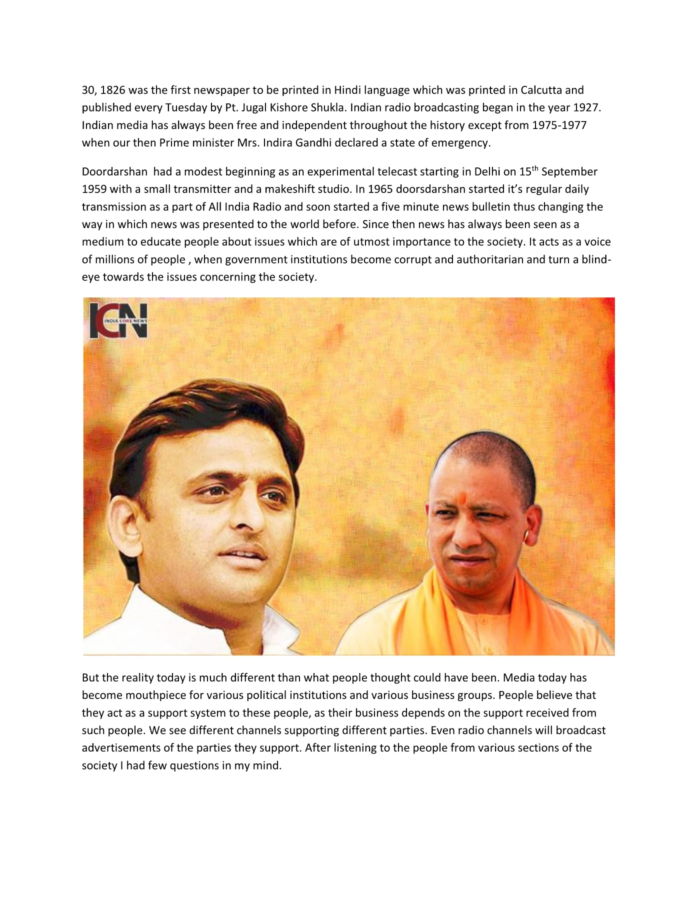 News Vs Polics India Core News Pages 1 - 3 - Text Version | AnyFlip
