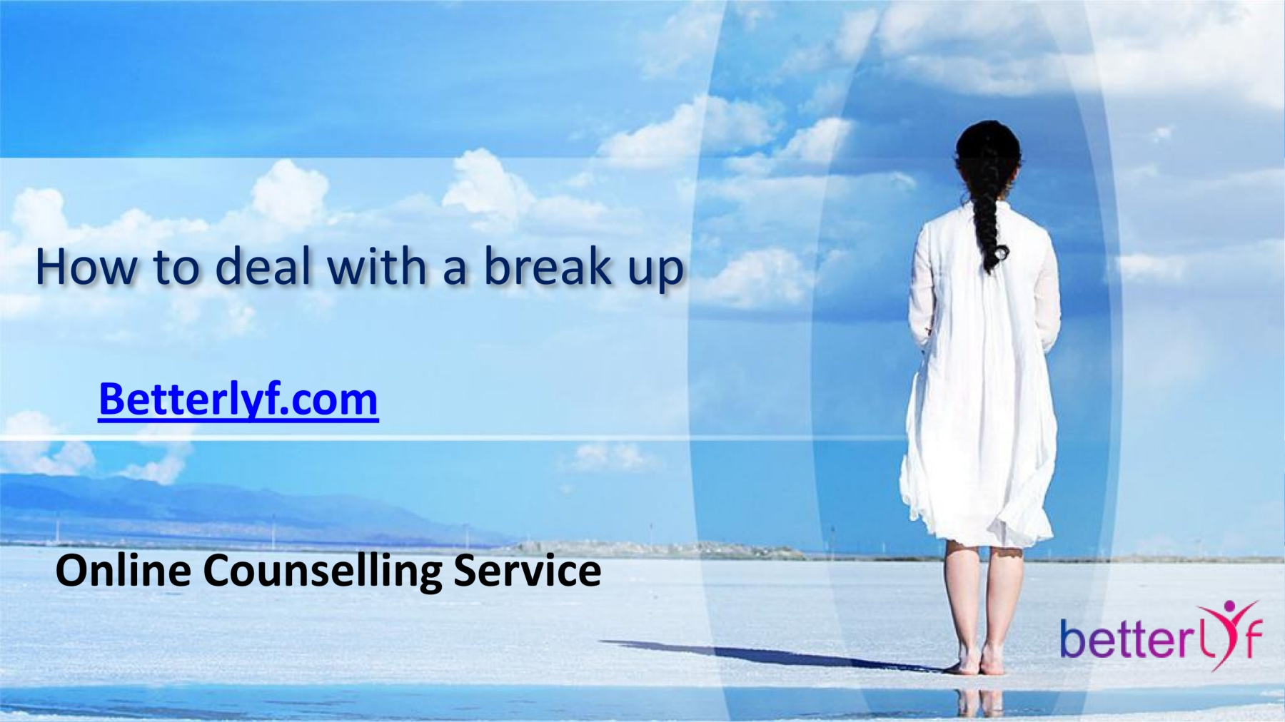 How to deal with a break up   Break up counselling online   Break up