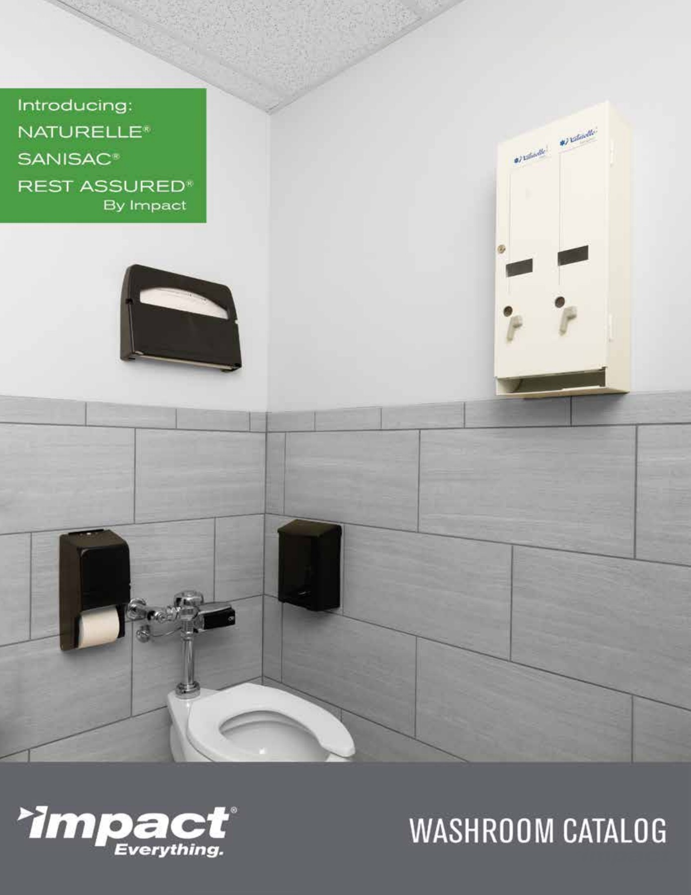 """Impact Products 1525-5 Non-Skid Disposable Urinal Floor Mat 17-1//2/"""" Width x 20"""