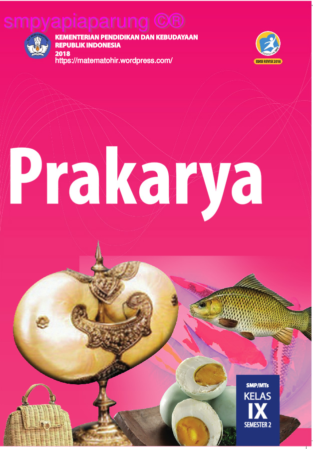 Prakarya Kls 9 Smt2 Pages 101 150 Text Version Anyflip