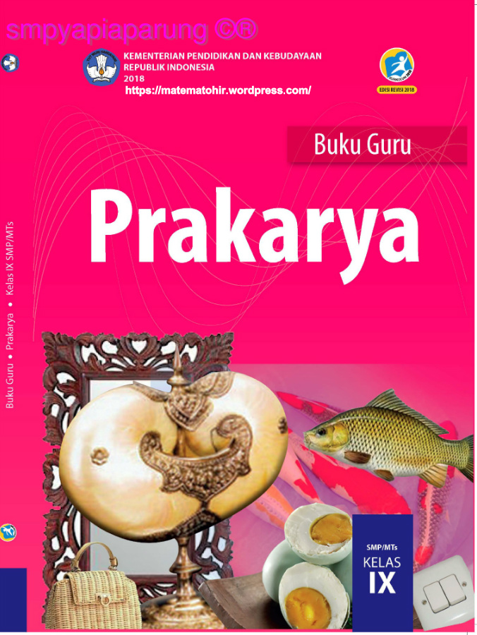 Prakarya Kls 9 Buku Guru Pages 101 150 Text Version Anyflip