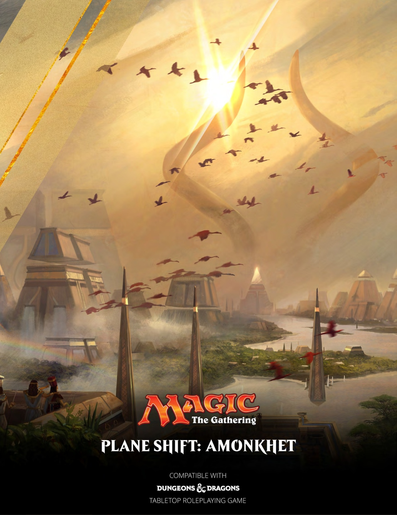 dnd 5e Plane Shift Amonkhet Pages 1 - 40 - Text Version