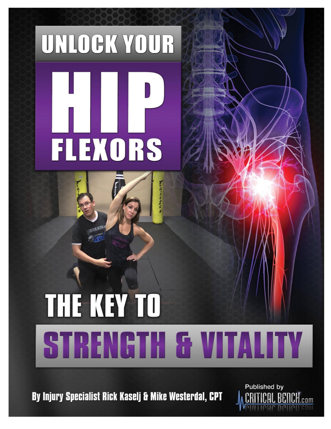 Tight And Knotty Hip Flexors Causing Hip Alignment Issues