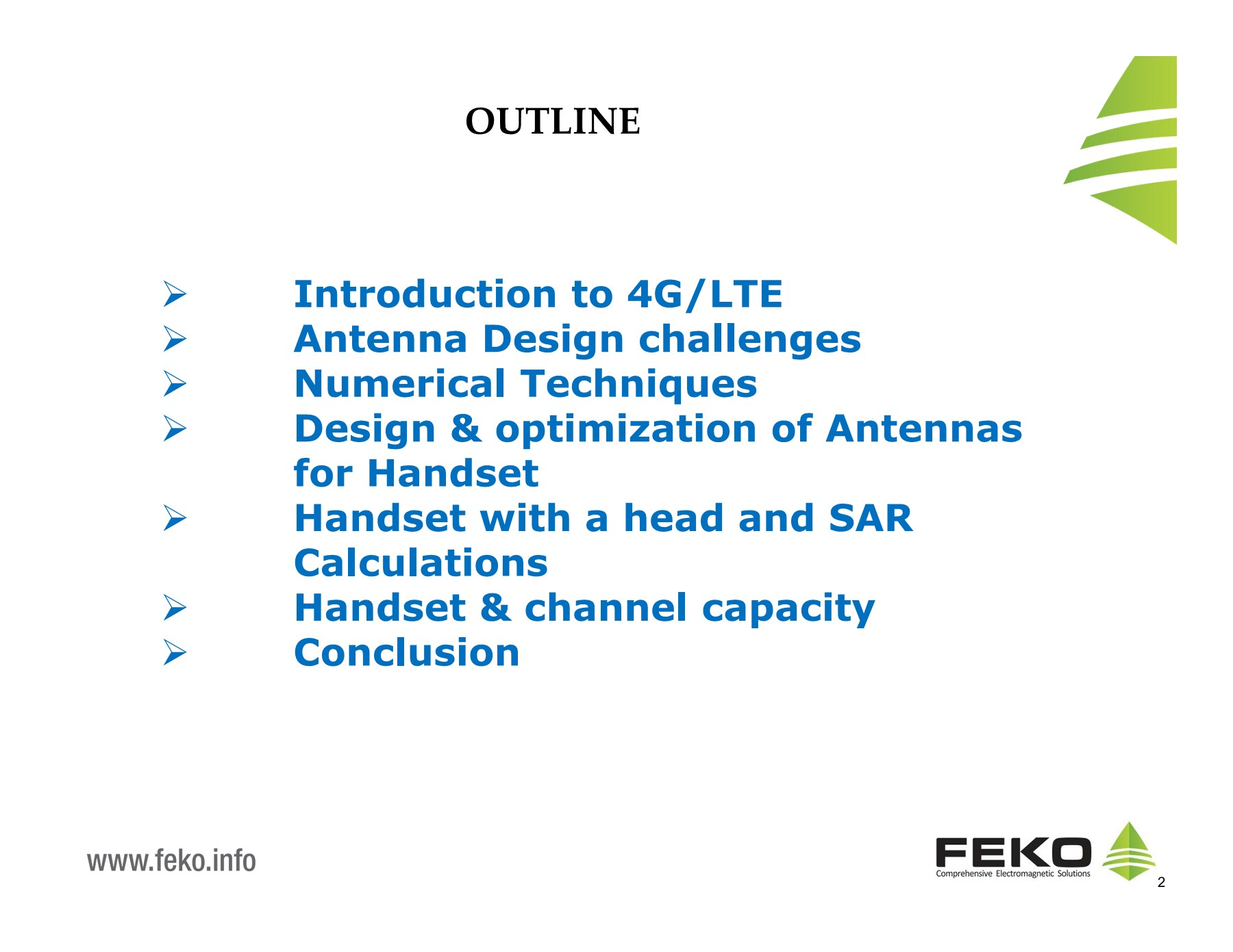 Antenna Design Considerations for LTE Mobile Applications