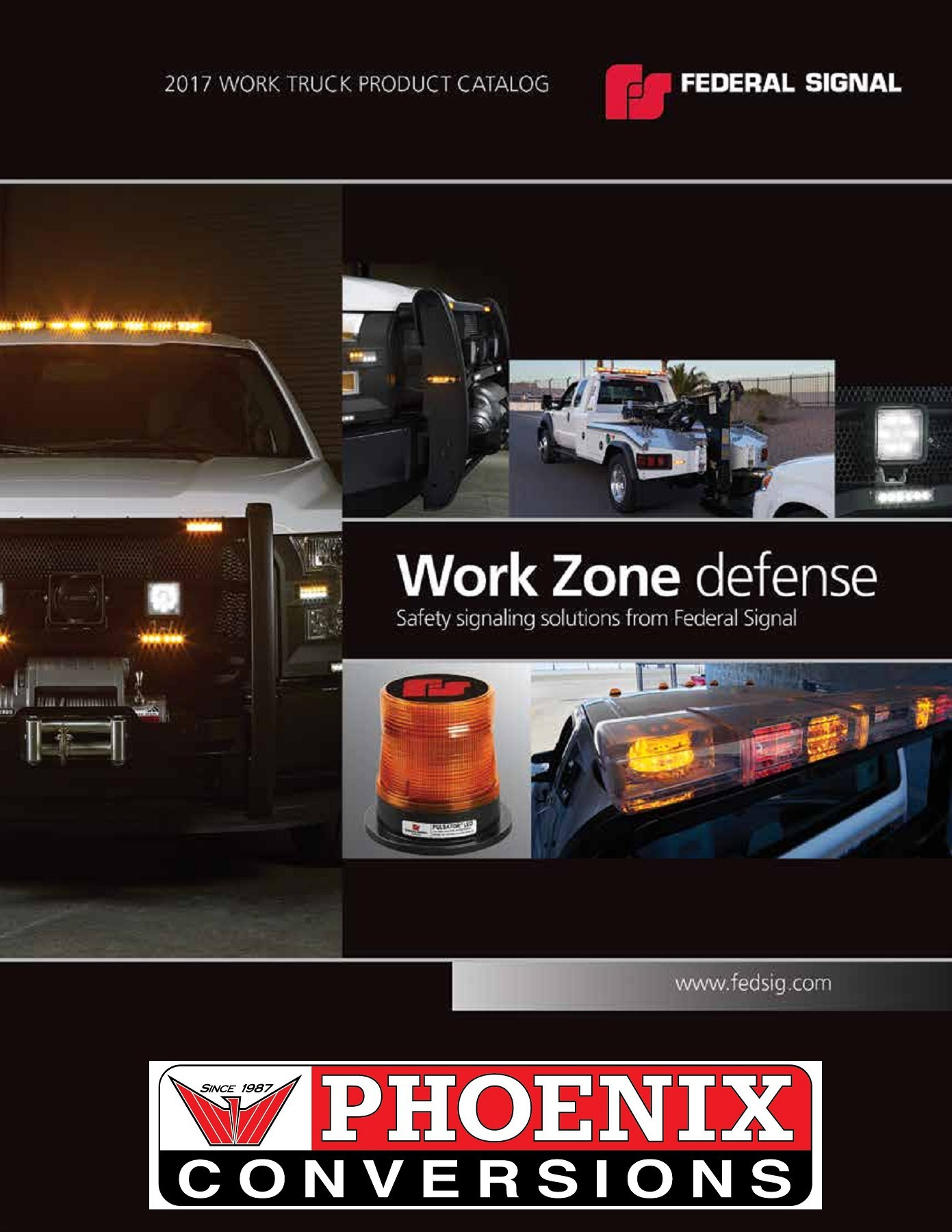 FEDERAL SIGNAL 2017 Work Truck Catalog Pages 101 - 150 ... on
