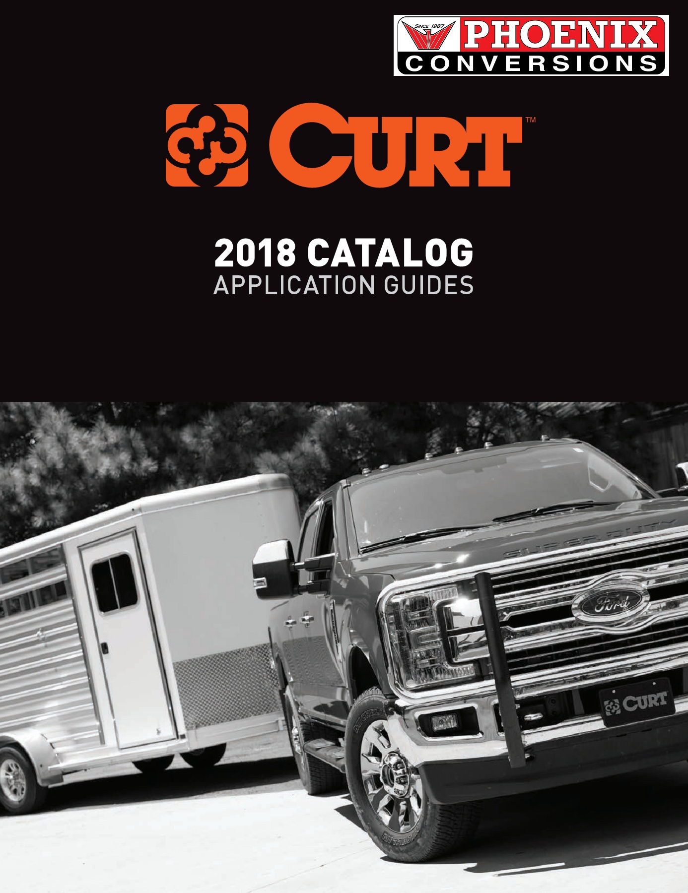 CURT 2018 - Catalog (With App Guide)