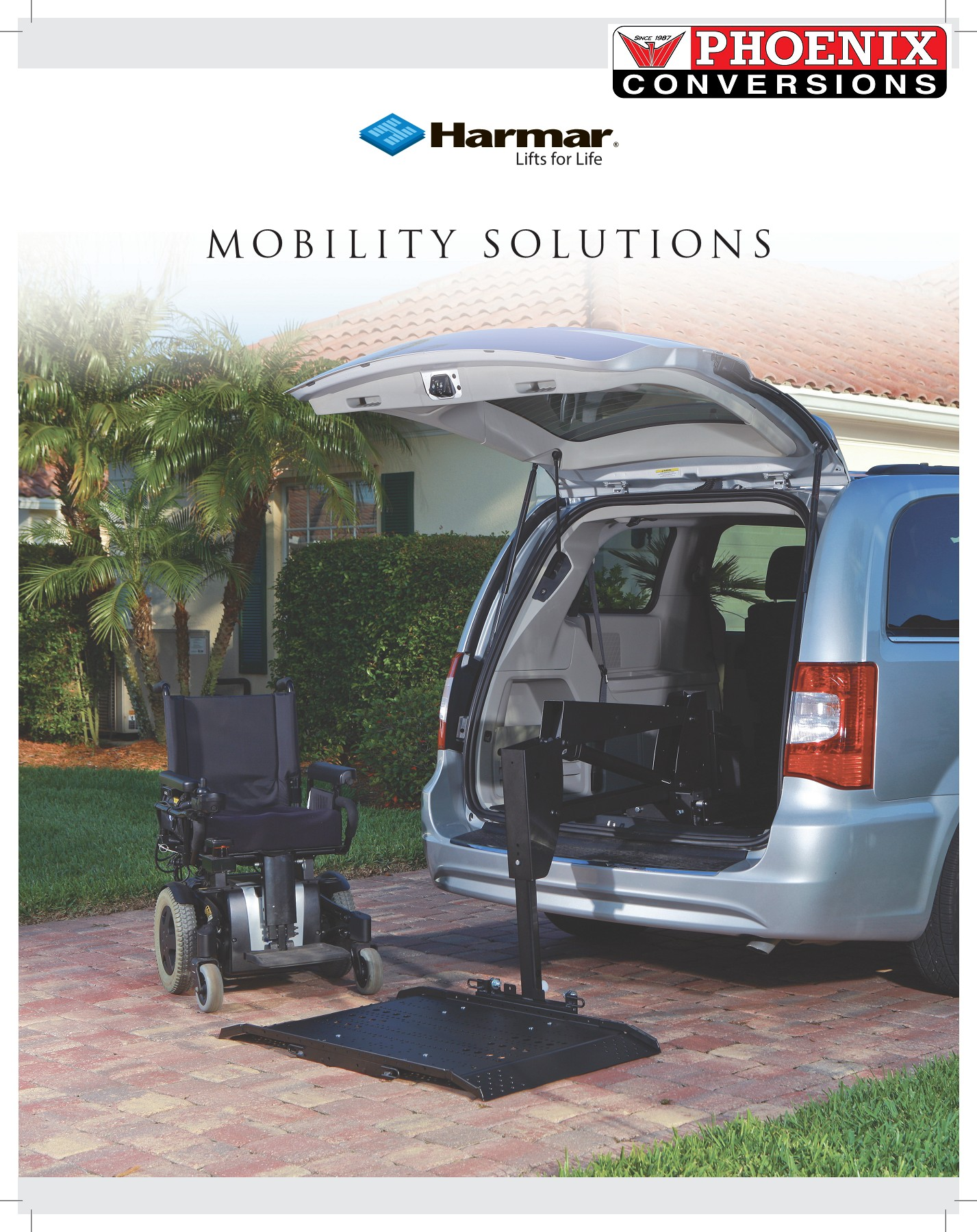HARMAR MOBILITY 2016 Catalog Pages 1 - 36 - Text Version ... on harmar chair lift systems, harmar platform lifts, harmar parts list, harmar wheelchair lifts, harmar vehicle lifts,