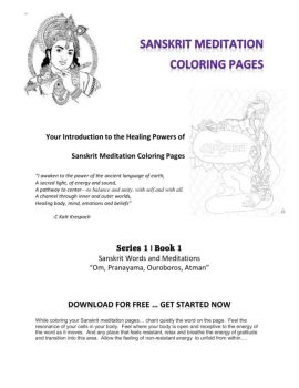 sanskrit meditation coloring pages pages 1 2 text version anyflip