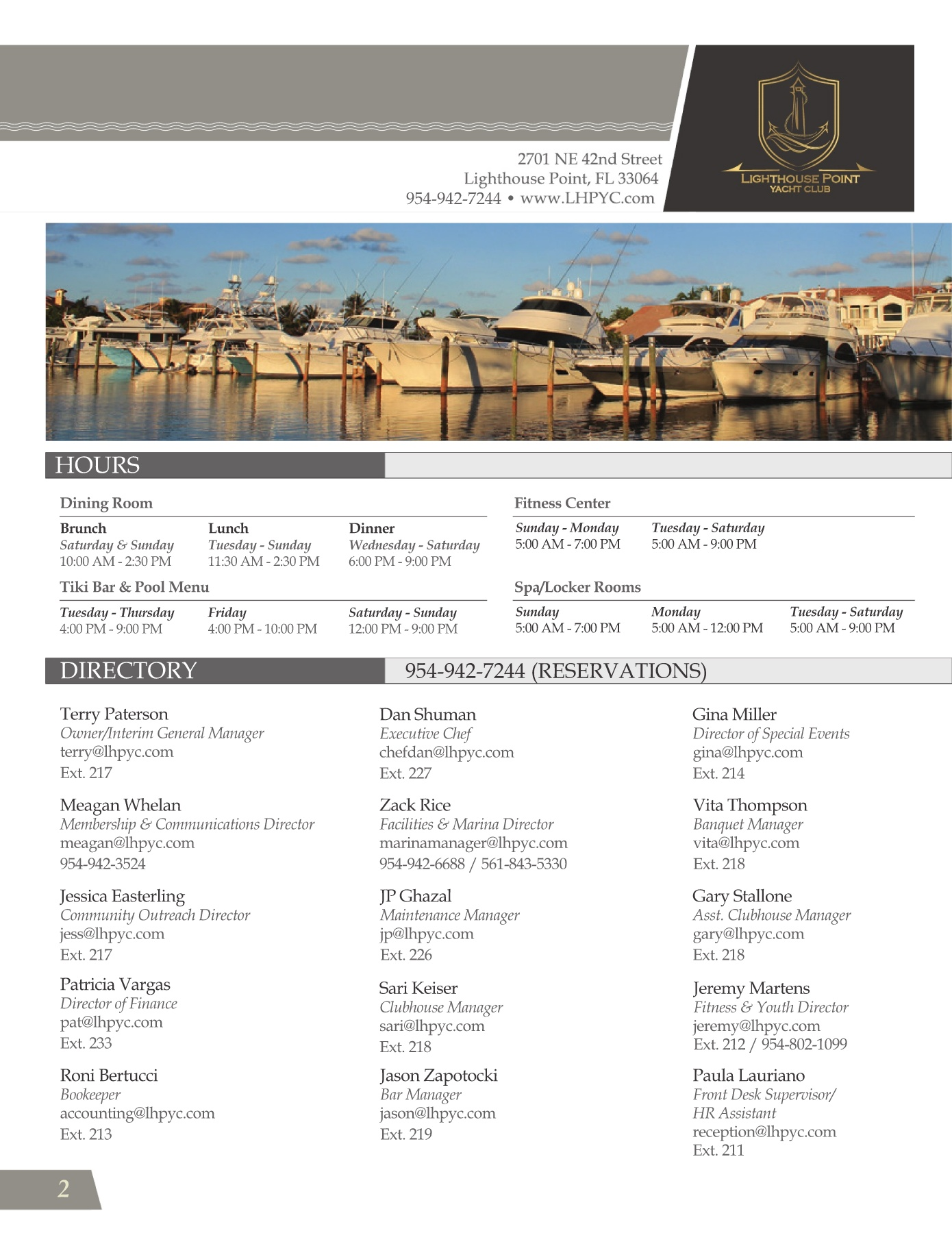 The Point, May 2018, 1st Ed  Pages 1 - 20 - Text Version