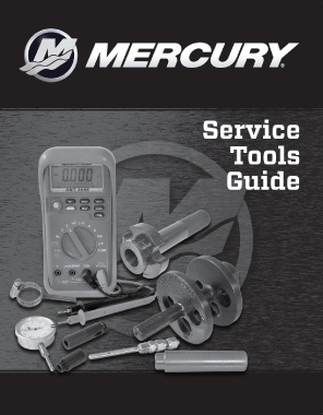 MERCURY SERVICE TOOL GUIDE (2019) Pages 151 - 200 - Text