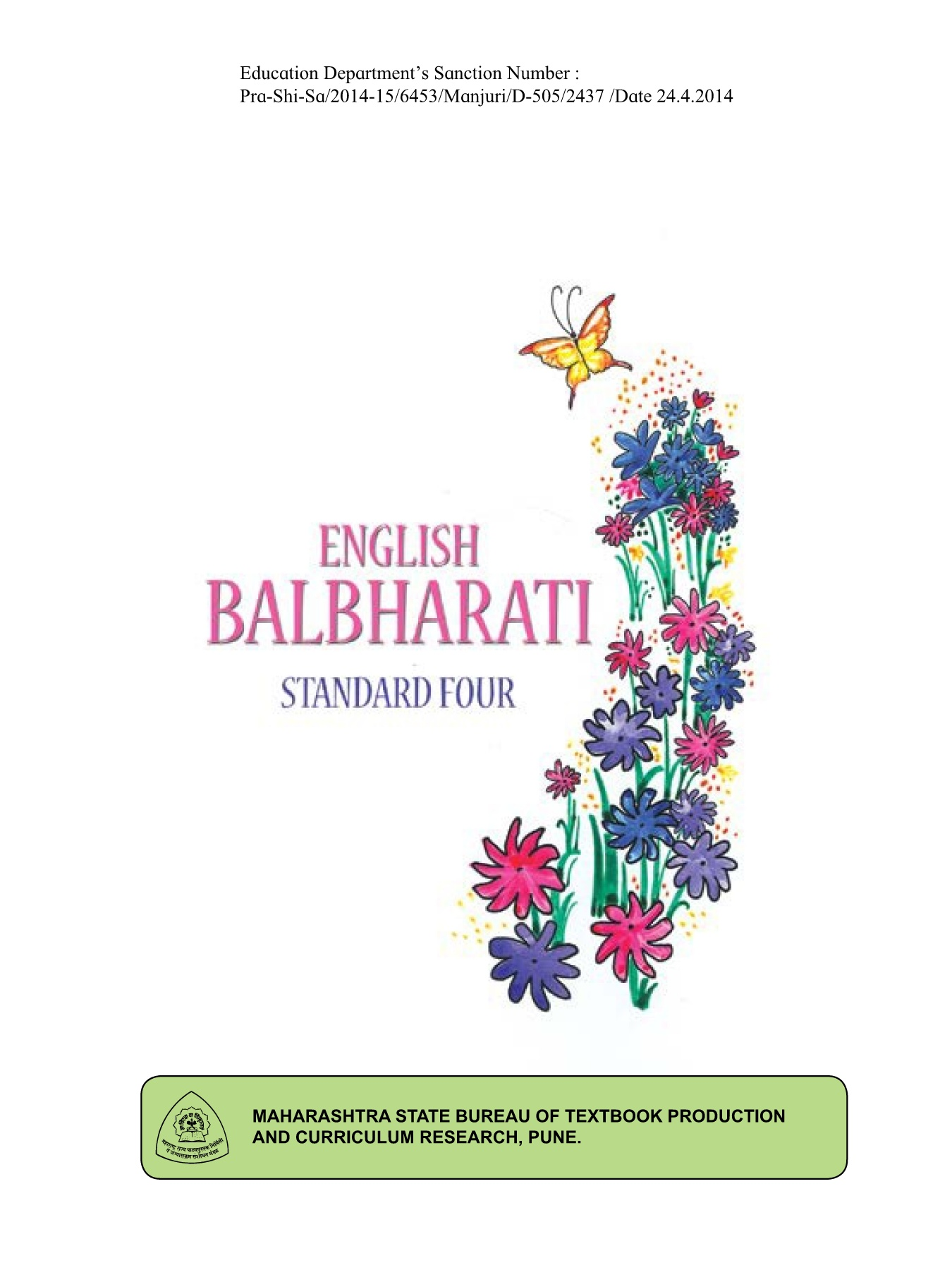 STD-4,Balbharati (English Medium) Pages 1 - 50 - Text Version | AnyFlip