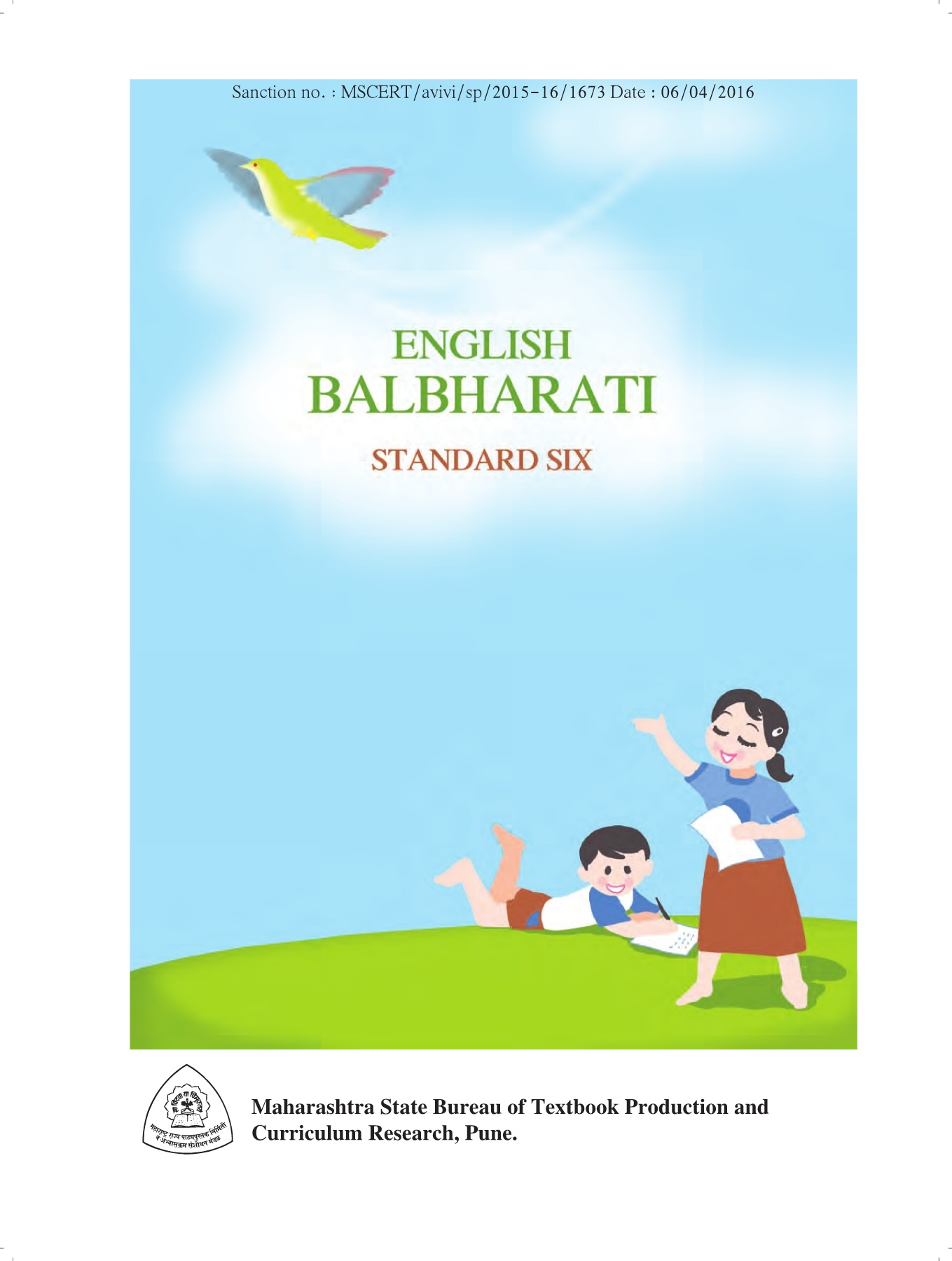STD-6TH,SUB-BALBHARATI Pages 1 - 50 - Text Version | AnyFlip