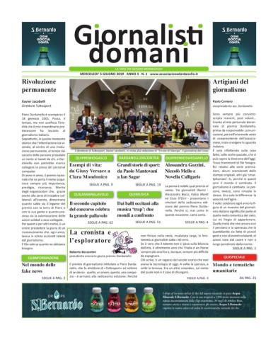 Giornalisti Domani_2019 Pages 1 50 Text Version   AnyFlip