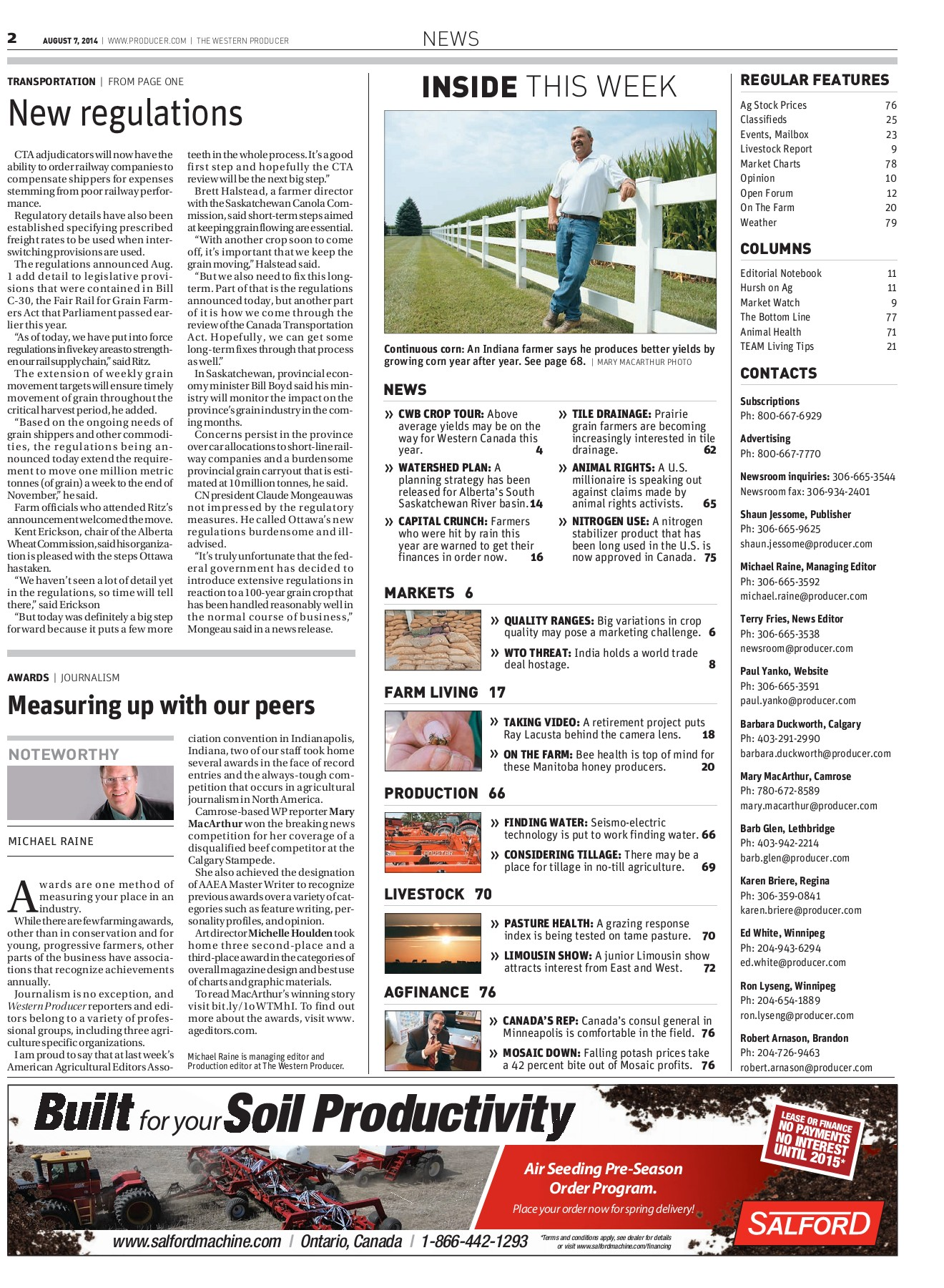 Western Producer 2014-08-07 Pages 51 - 80 - Text Version