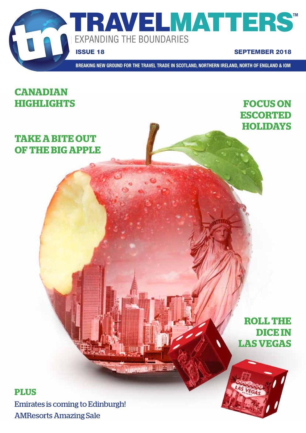 Travel Matters Issue 18 September 2018 Pages 1 - 50 - Text Version