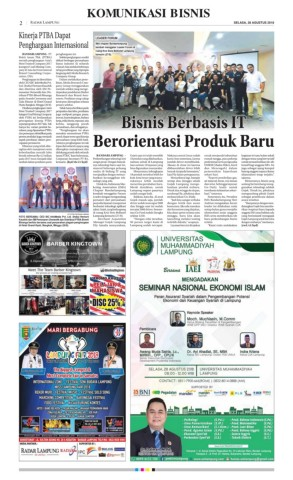 E Paper 28 Agustus 2018 Pages 1 24 Text Version Anyflip