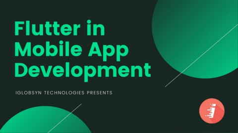 Flutter in Mobile App Development Pages 1 - 4 - Text Version