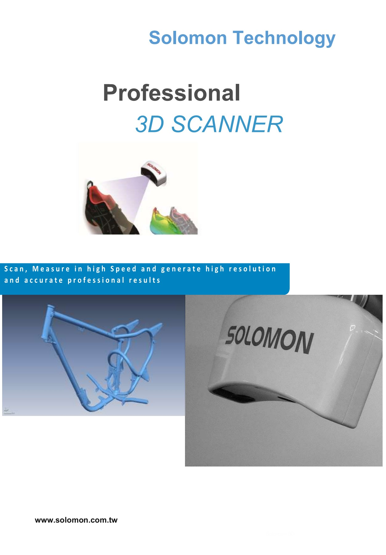 Solomon 3D Scanner Pages 1 - 5 - Text Version   AnyFlip
