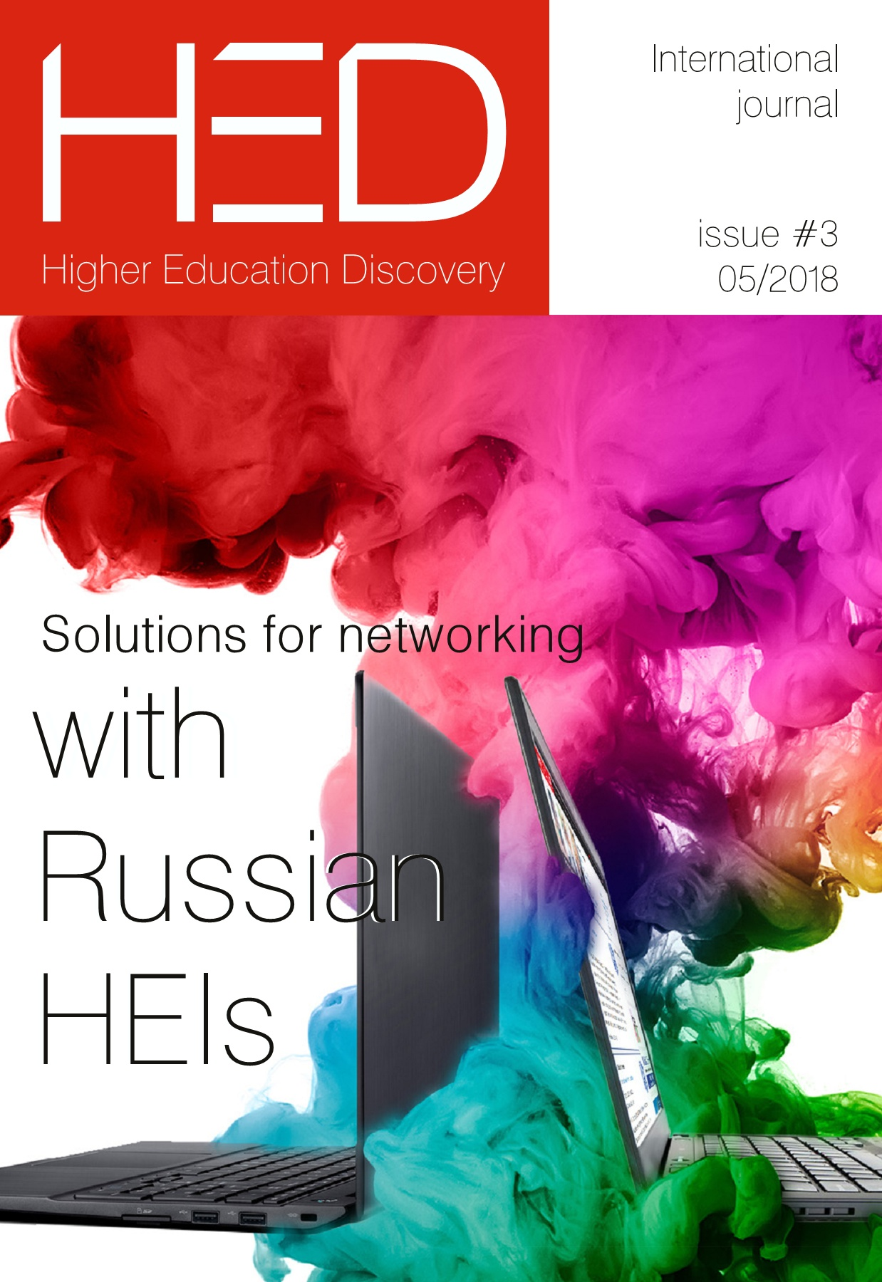 Higher Education Discovery  Issue 3  2018 Pages 1 - 50 - Text