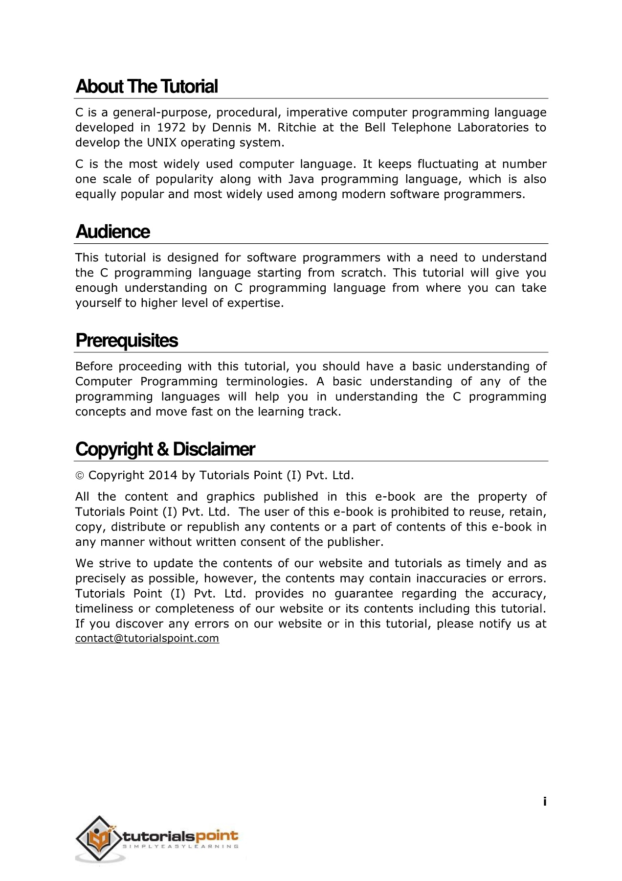 cprogramming_tutorial Pages 151 - 185 - Text Version | AnyFlip