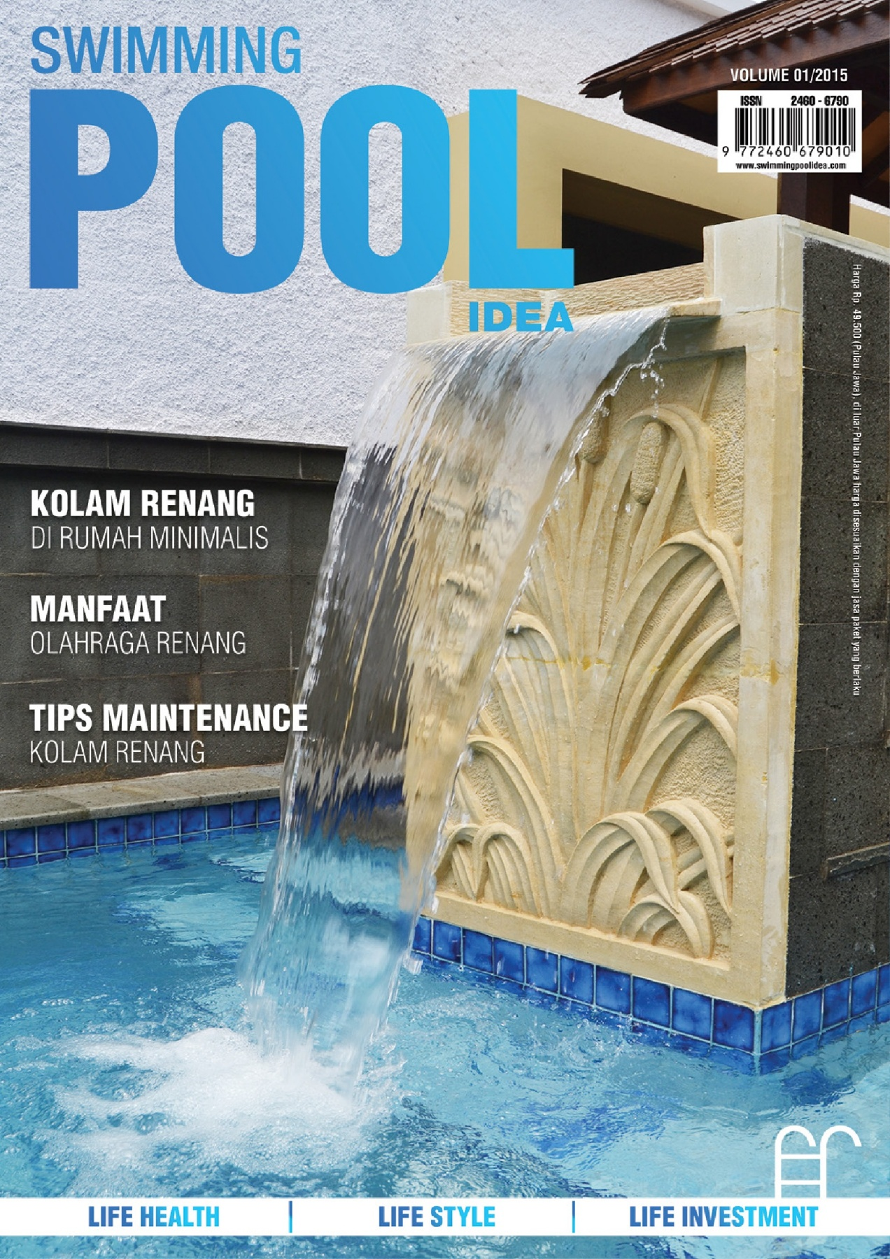 MAJALAH SWIMMING POOL IDEA VOLUME 1 Pages 1 50 Text