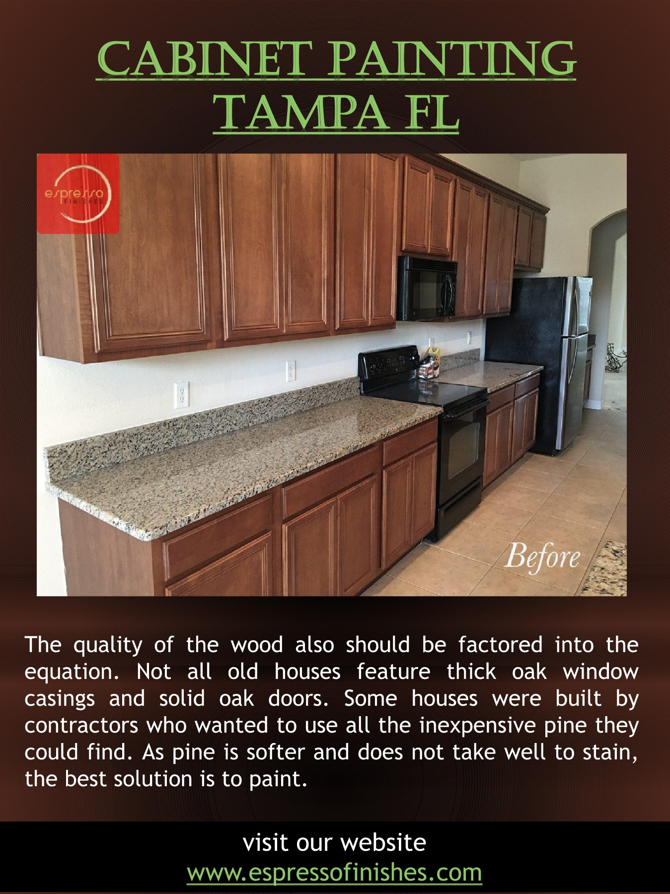 Kitchen Cabinet Painting Tampa Converted Pages 1 20 Text Version Anyflip