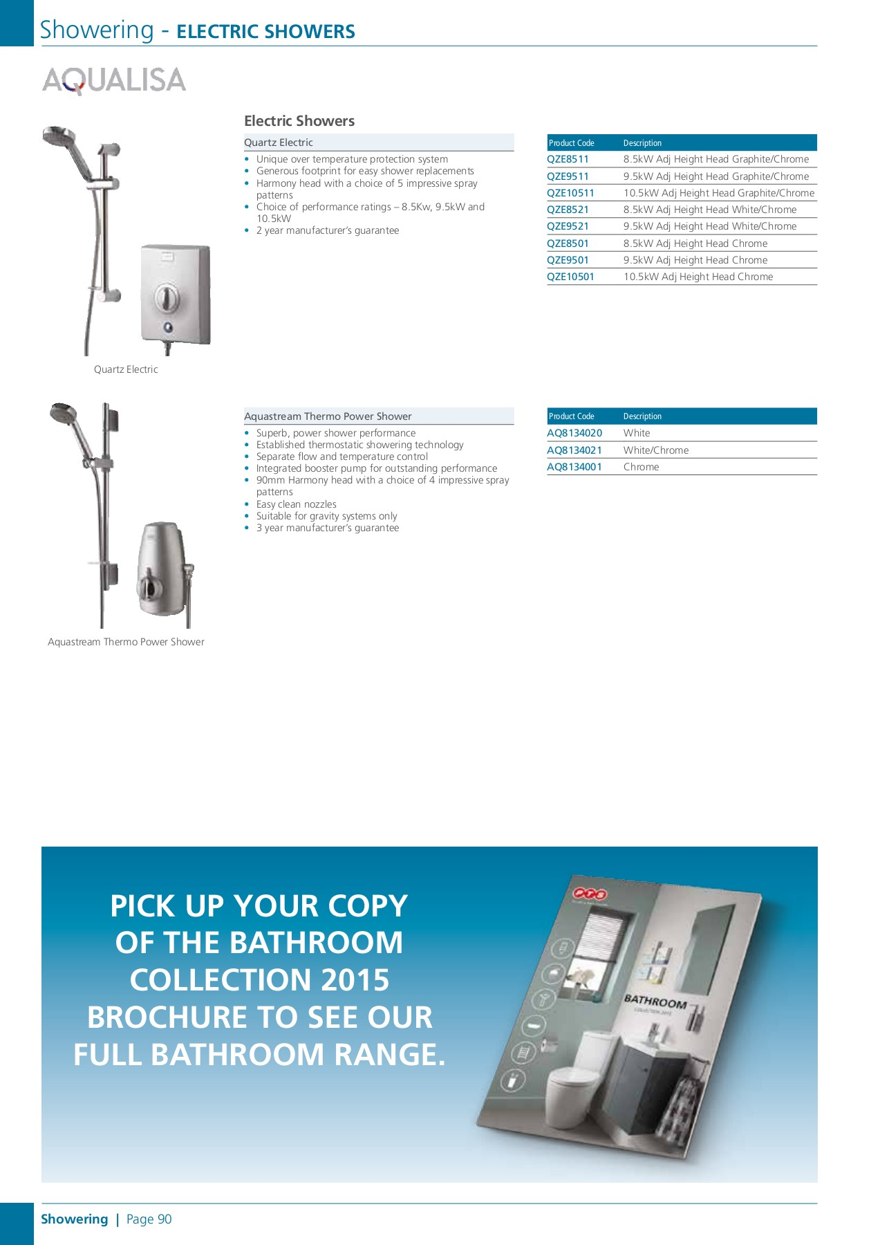 BRISTAN PRISM 5 WAY SHOWER DIVERTER TAP RECESSED CHROME PM5WDIVC
