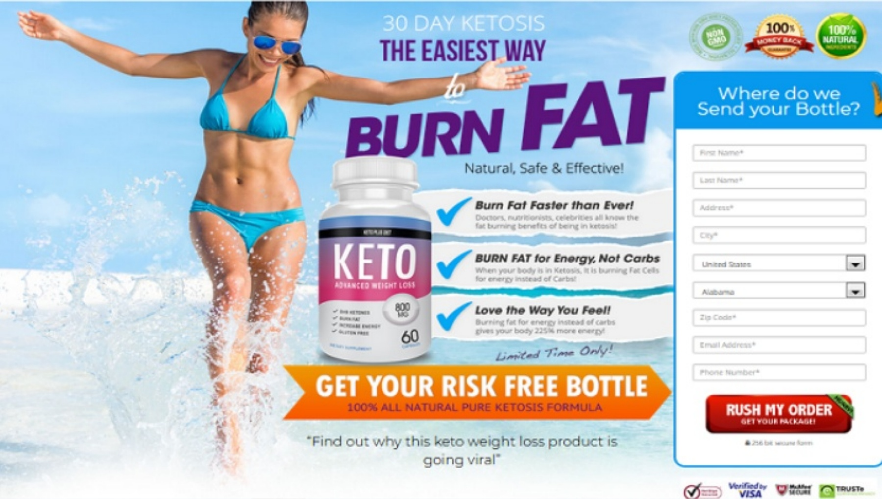 free trial keto diet