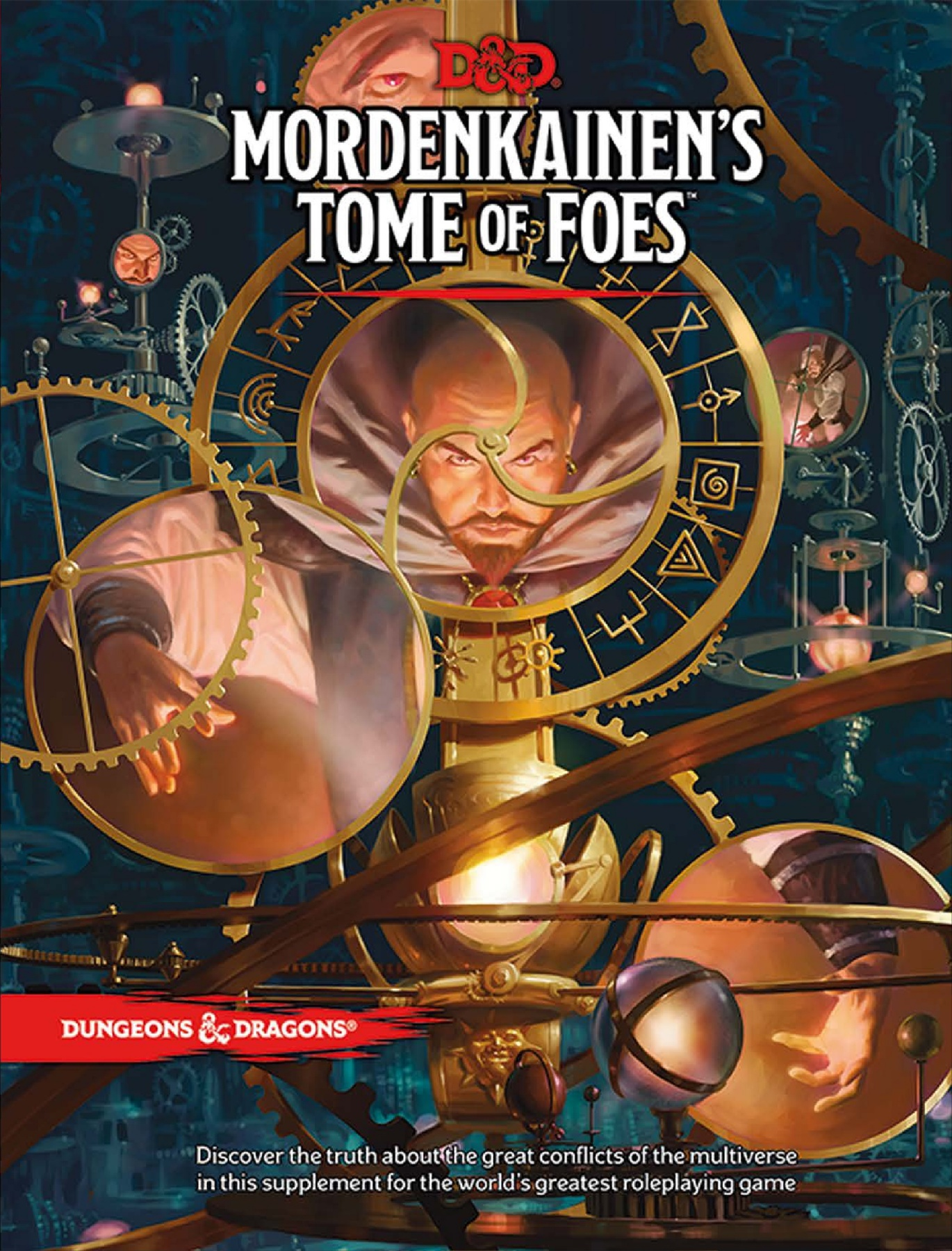 Mordenkainen's Tome of Foes Pages 1 - 50 - Text Version