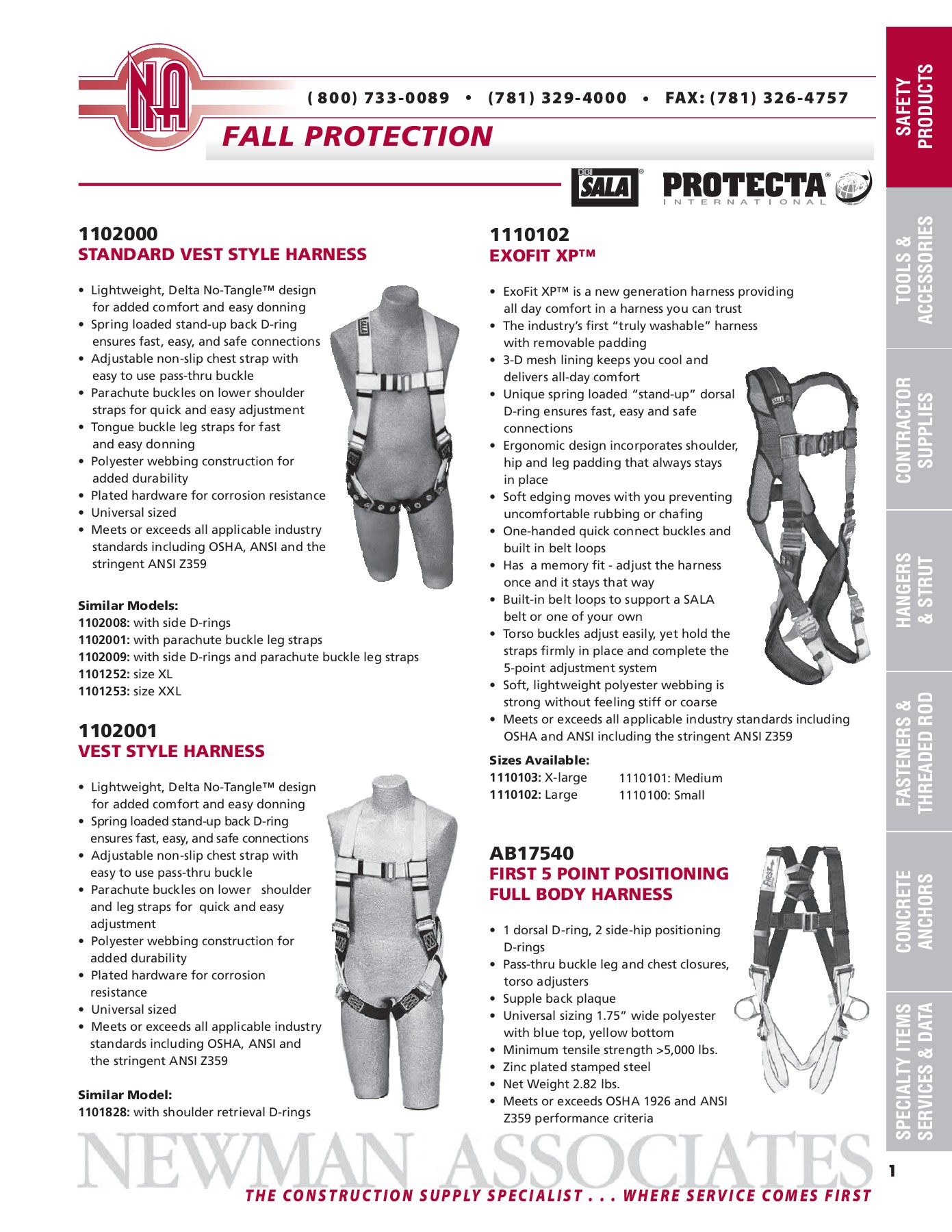 Newman Product Catalog Pages 301 - 350 - Text Version | AnyFlip