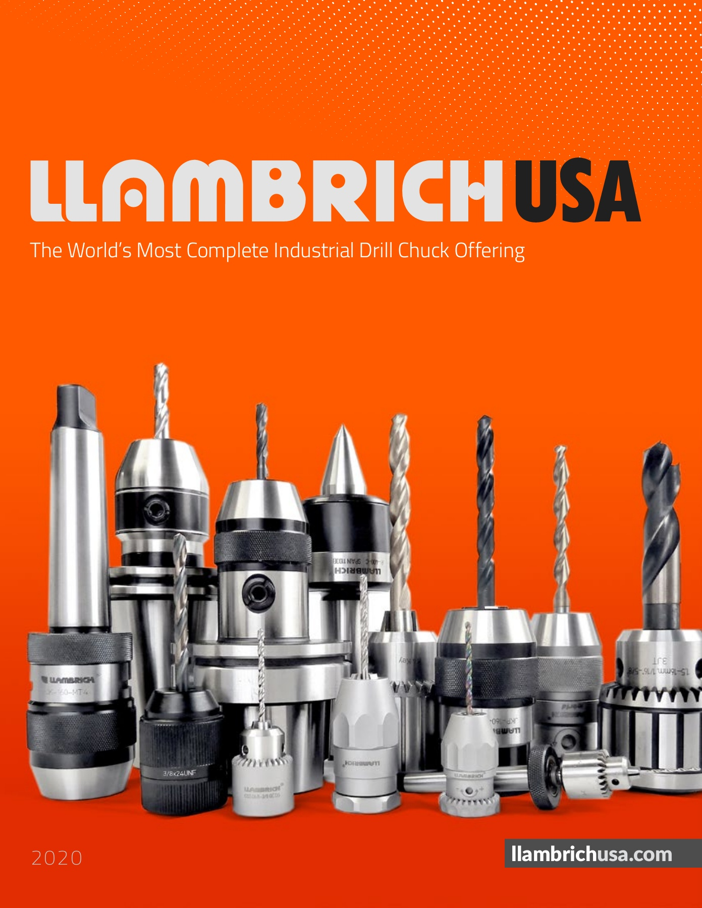 Llambrich E-J6//4 Arbor 4MT to 6JT Hardened Steel