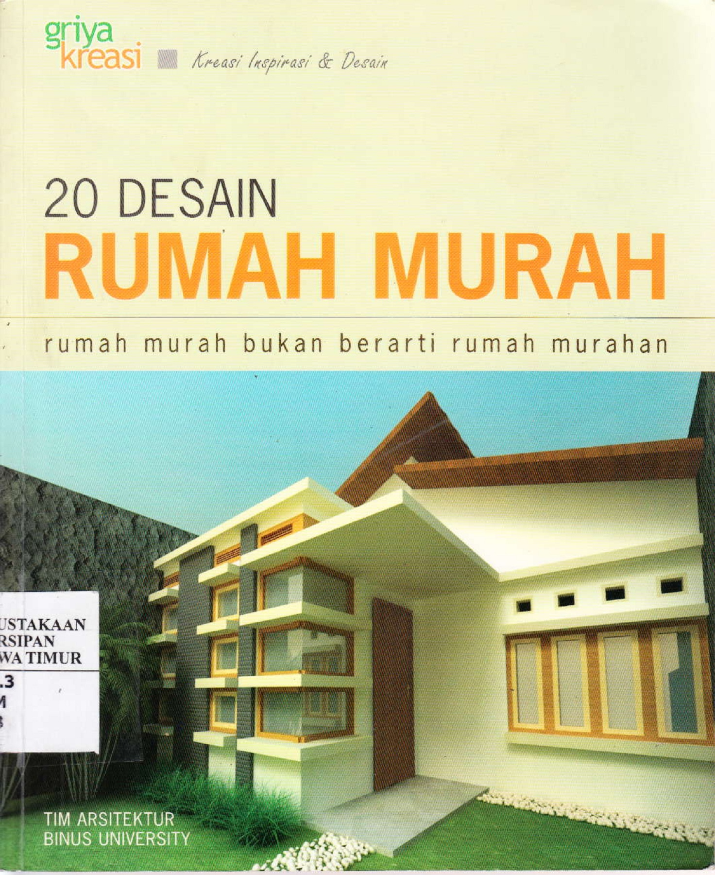20 Desain Rumah Murah Pages 1 50 Text Version