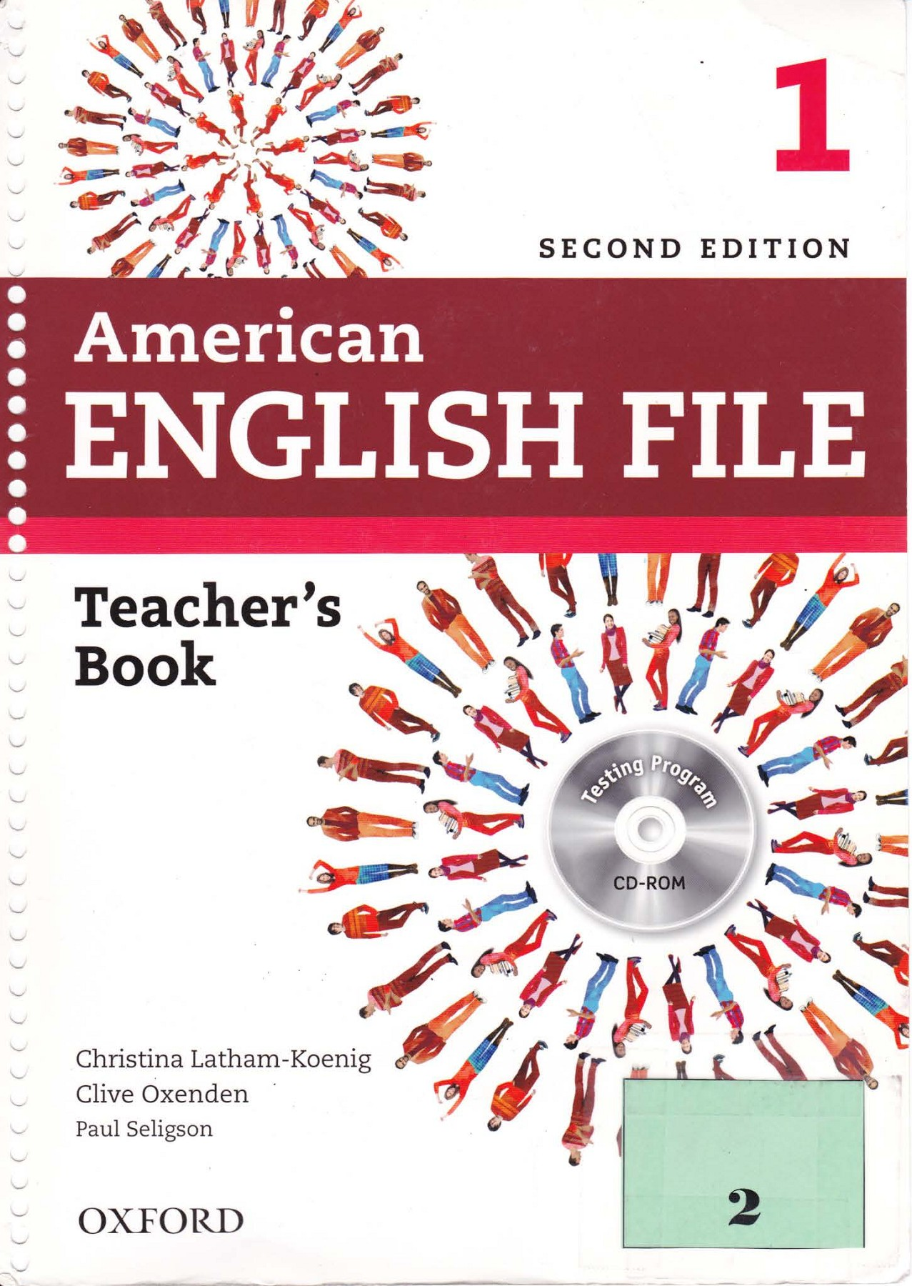 Level 4 Student Book with Online Practice American English File