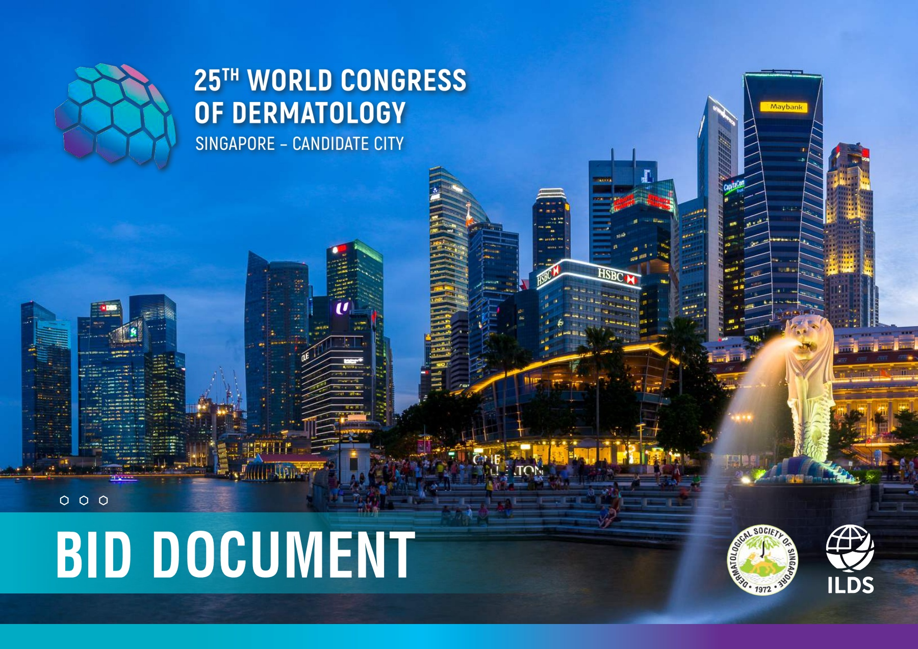 WCD 2023 Singapore Bid Document Pages 1 - 36 - Text Version
