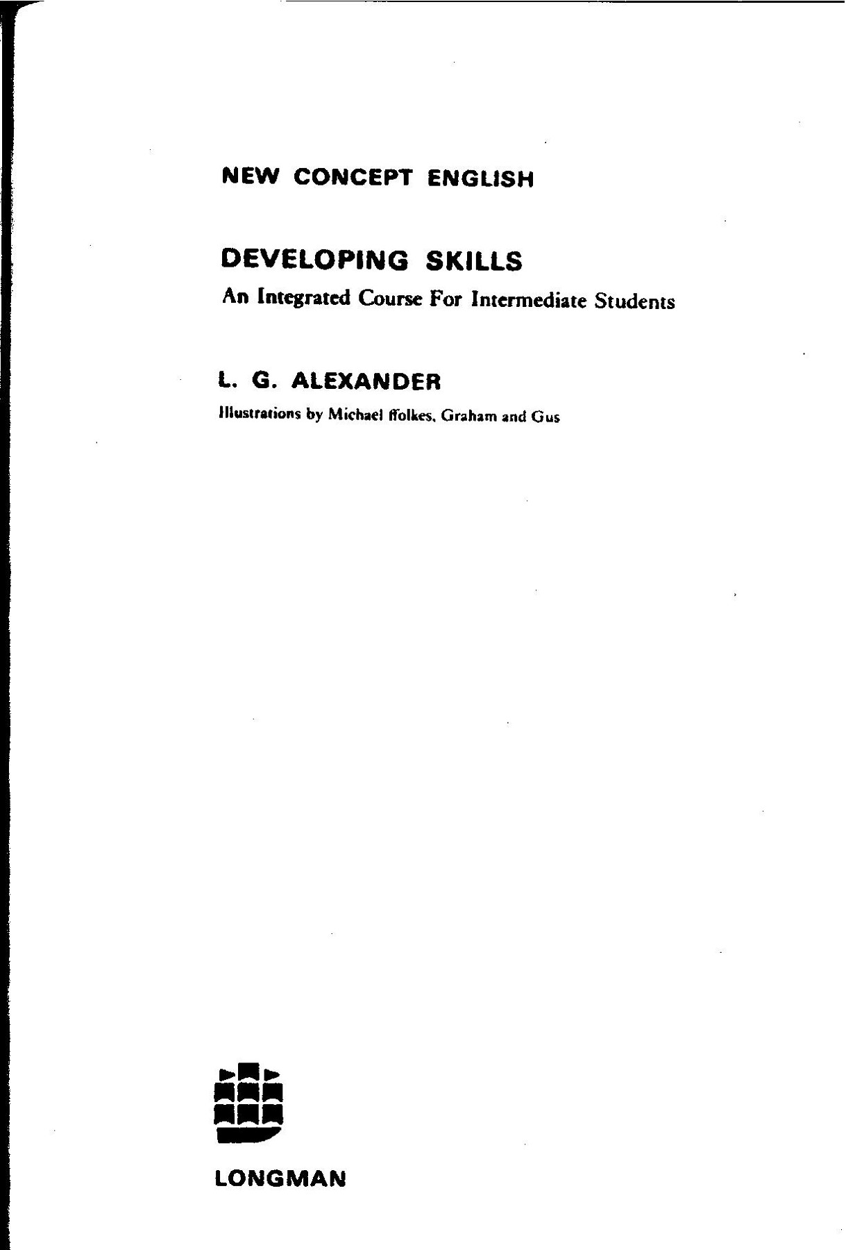 Developing Skills Lg Alexander Pdf