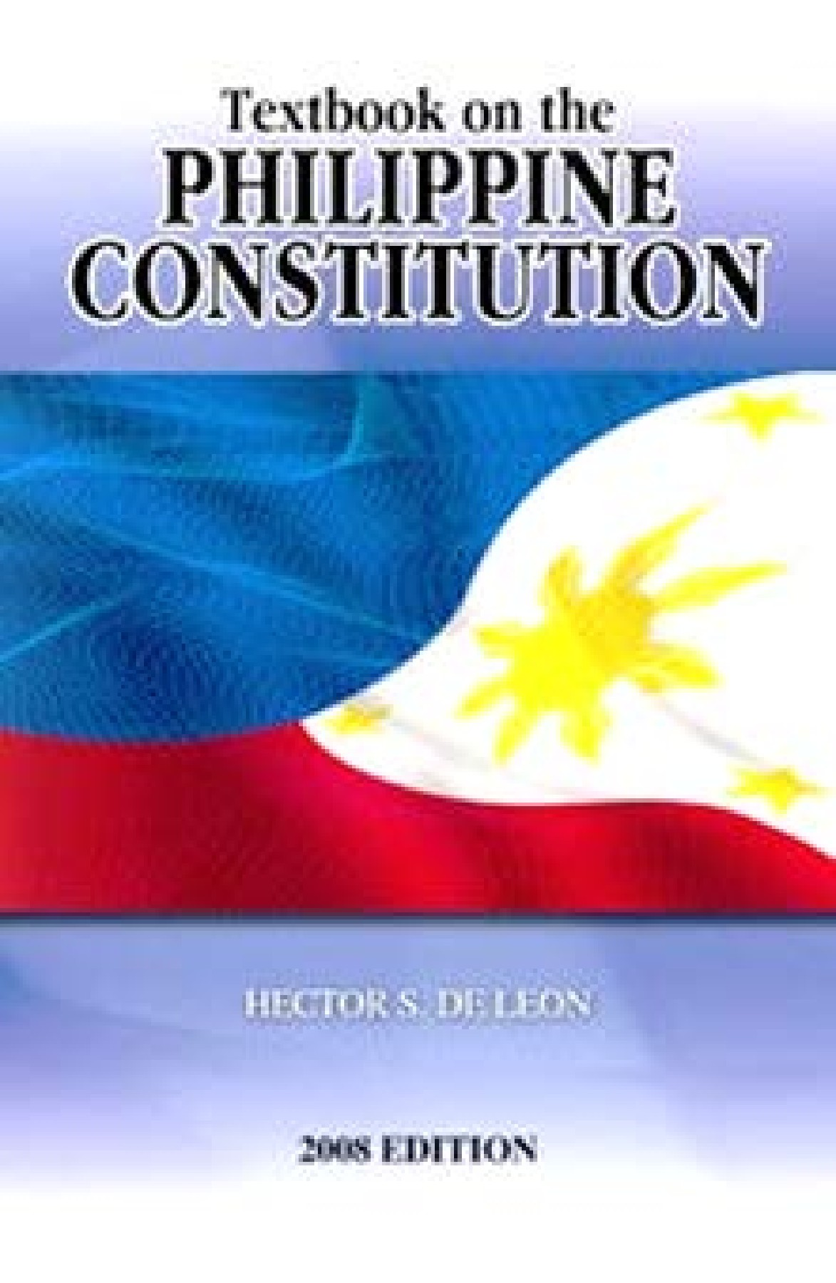 1987 Constitution Of The Philippines Pdf
