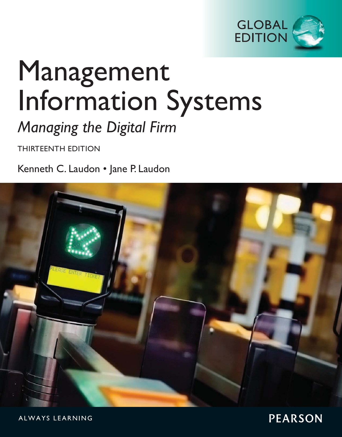 Management Information Systems - Managing the Digital Firm Pages 51