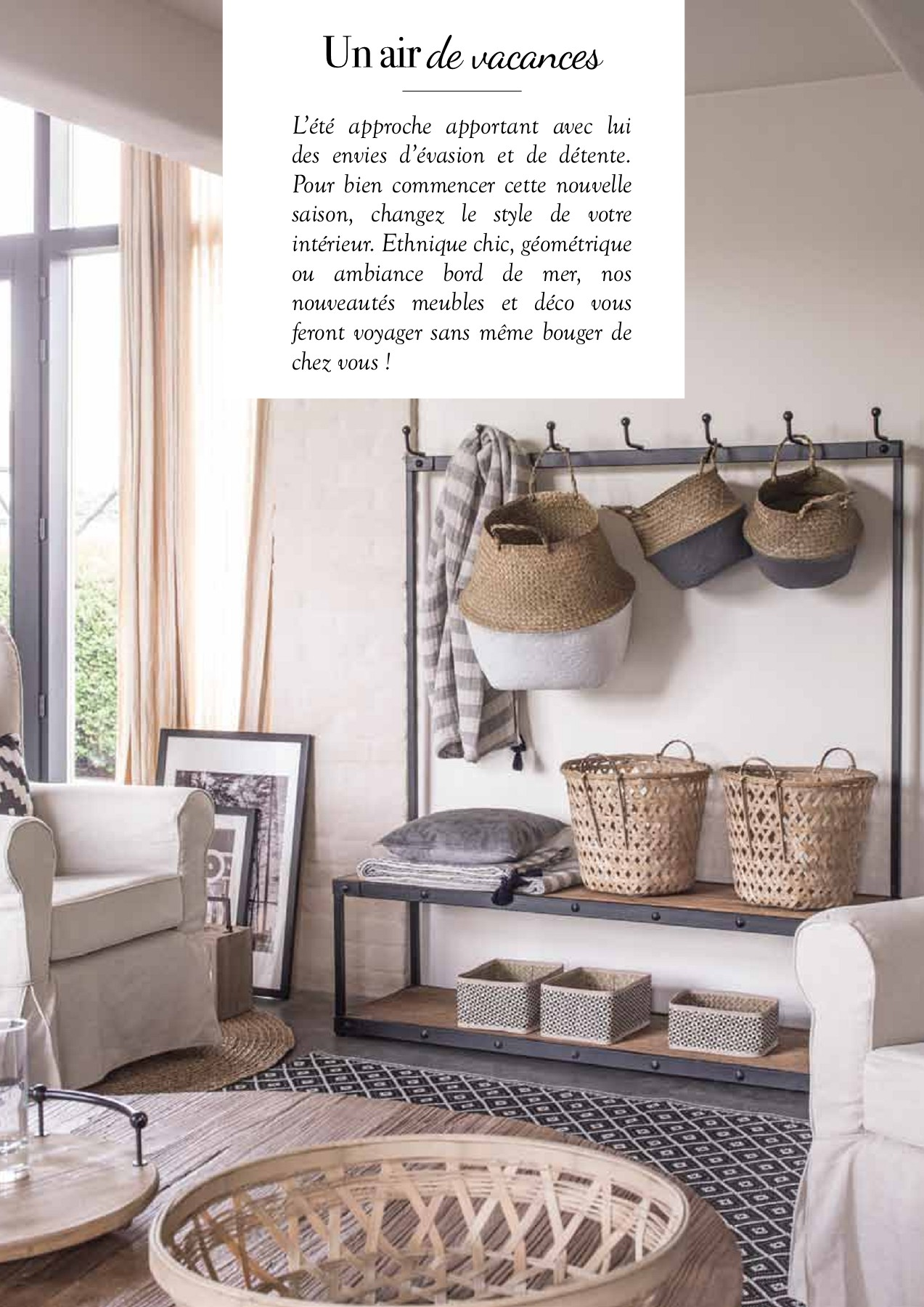 Ambiance Bord De Mer Chic country corner - inspirée pages 1 - 18 - text version | anyflip
