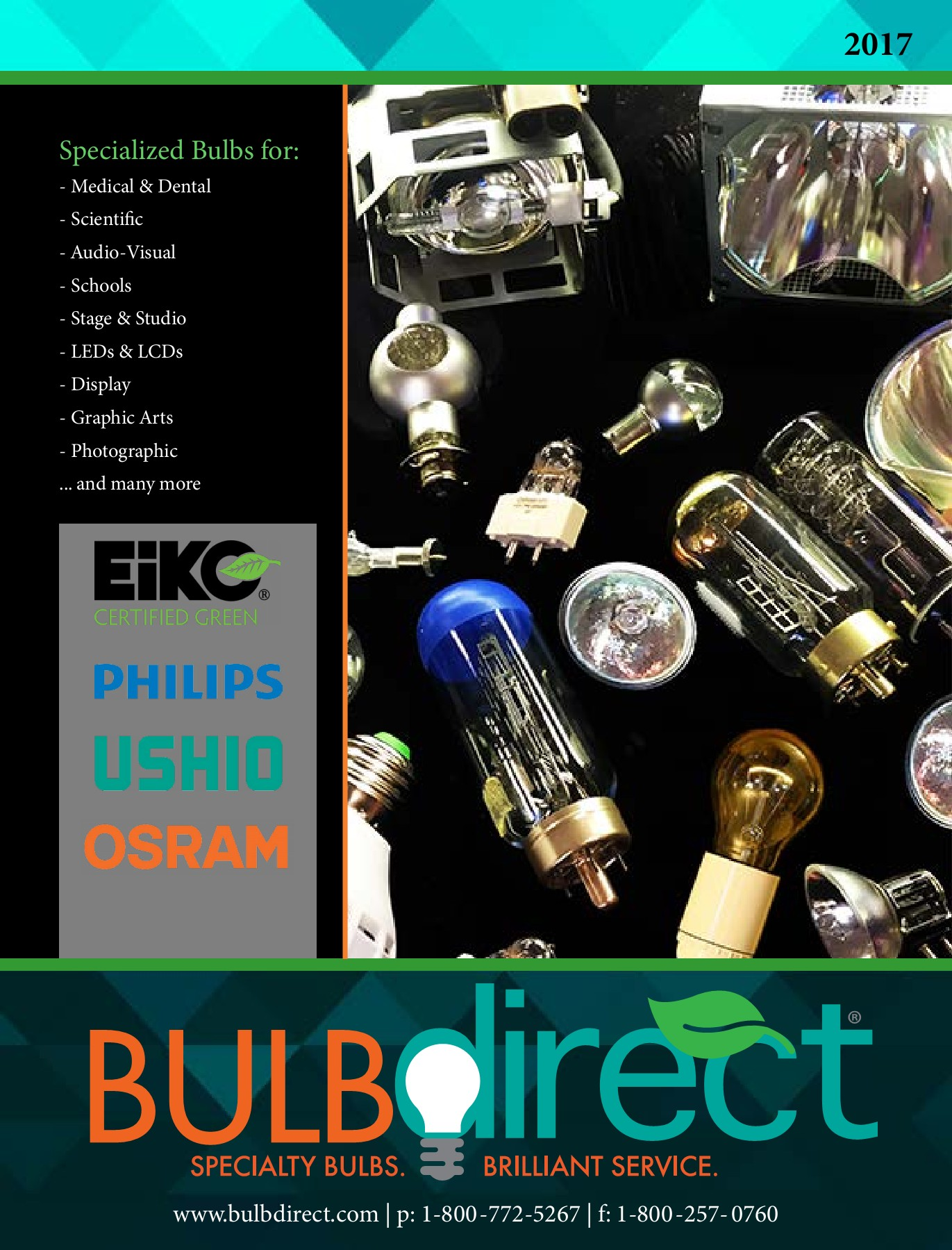 Replacement for Photogenic Pl-70-a Flashtube Light Bulb by Technical Precision